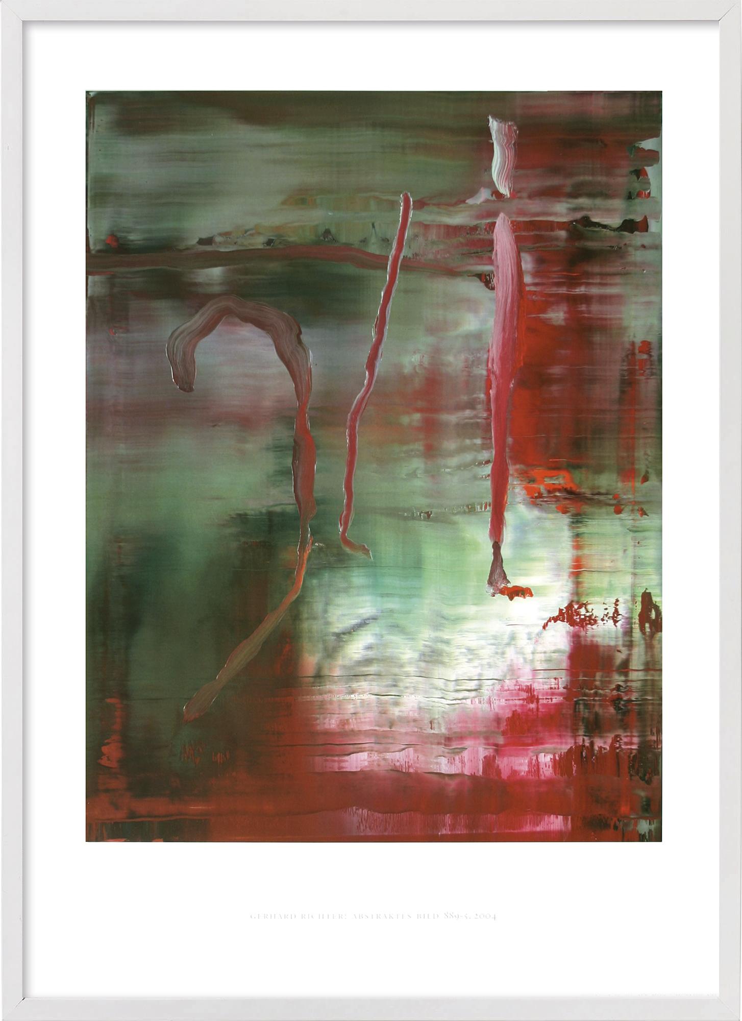 "Bild ""Abstraktes Bild"" (2005)"