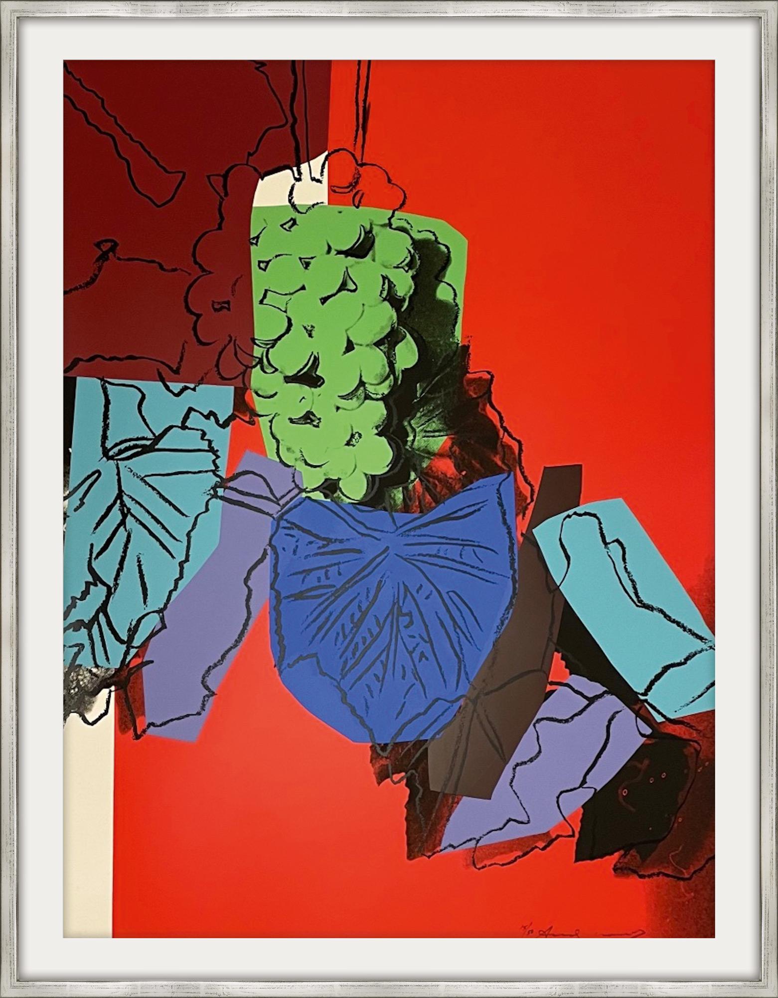 """Bild """"Grapes (FS. II.194)"""" (1979)"""