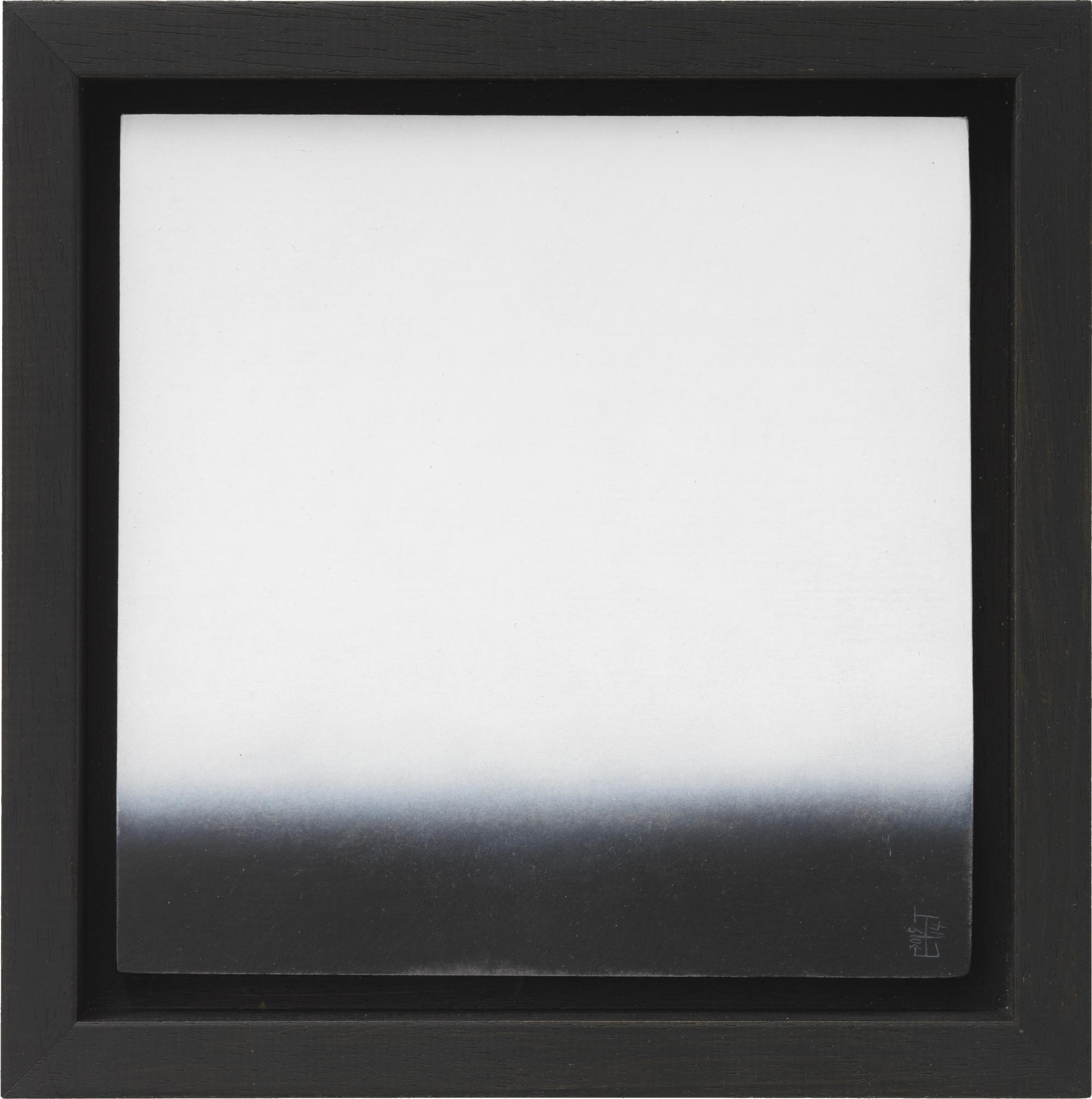 """Bild """"Himmel vom 10.8.2014,20:25 I"""" (2014) (Unikat)"""