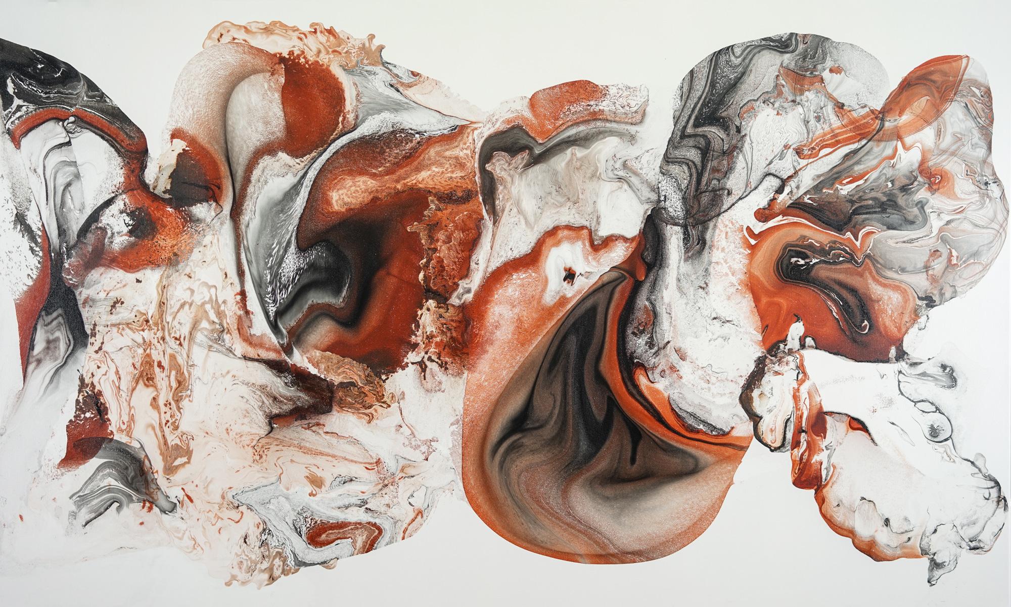 "Bild ""Elemental Move"" (2020) (Unikat)"
