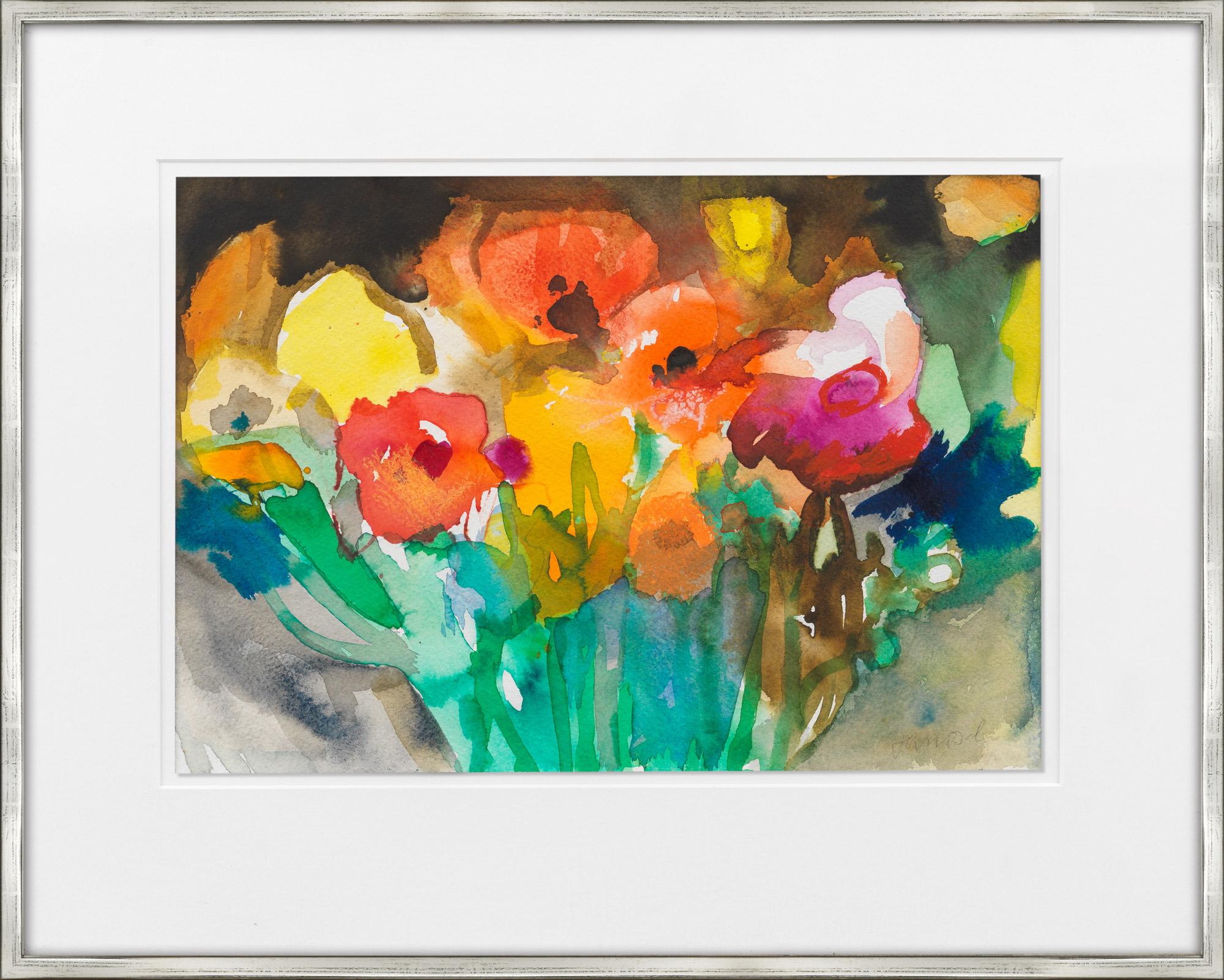 """Bild """"Blumen"""" (Unikat)"""