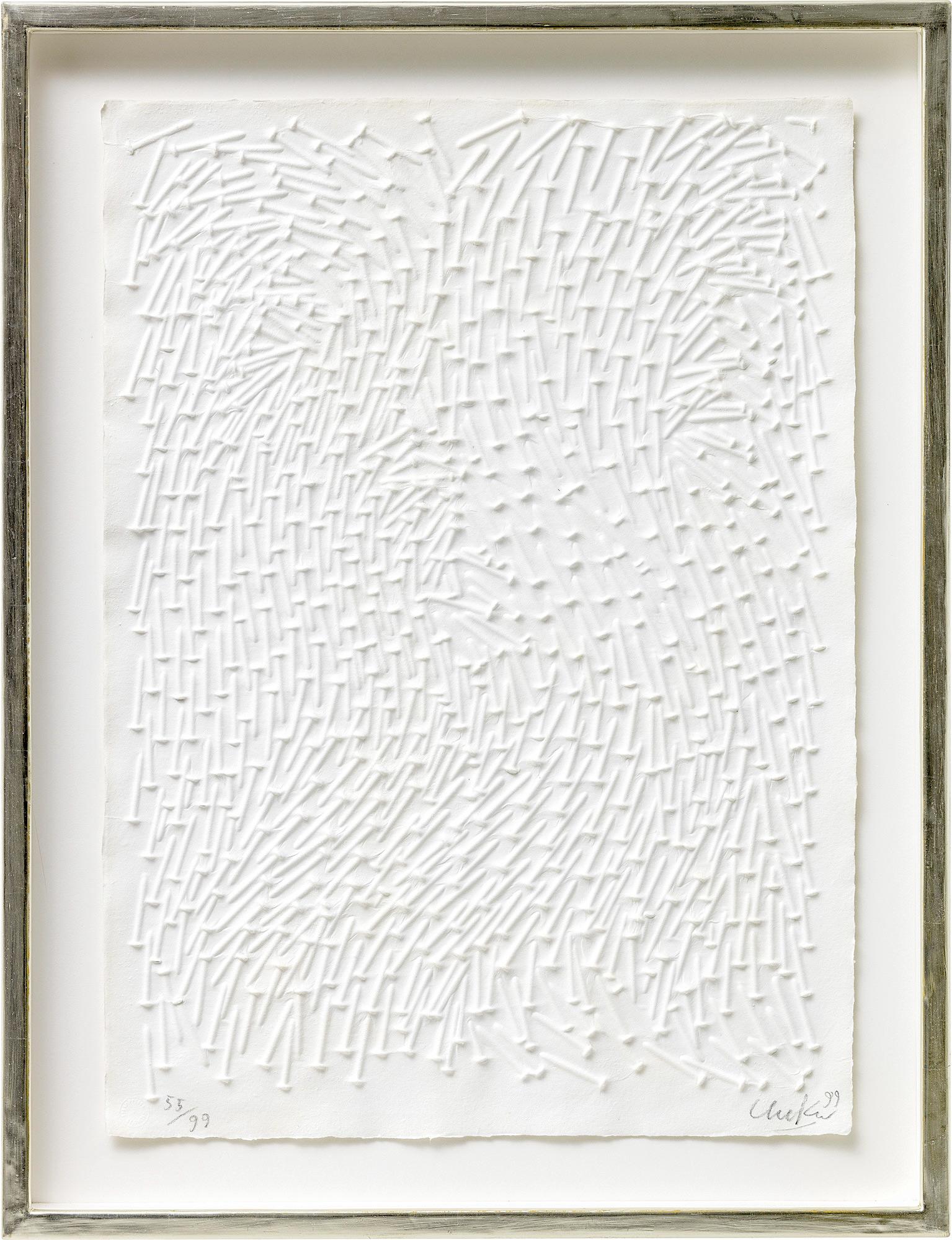 """Bild """"Fließen"""" (1999)"""