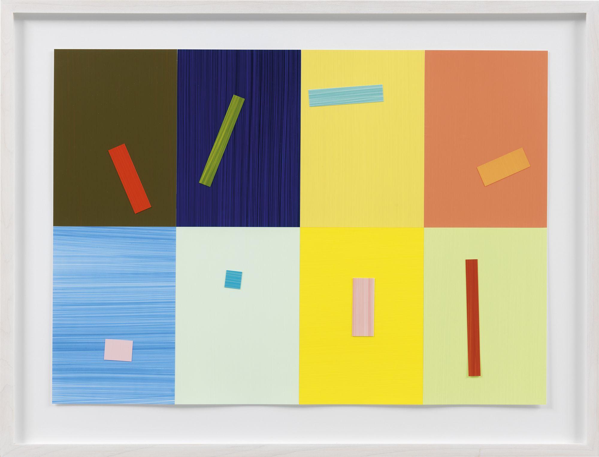 """Bild """"Position VIII"""" (2007/2012)"""