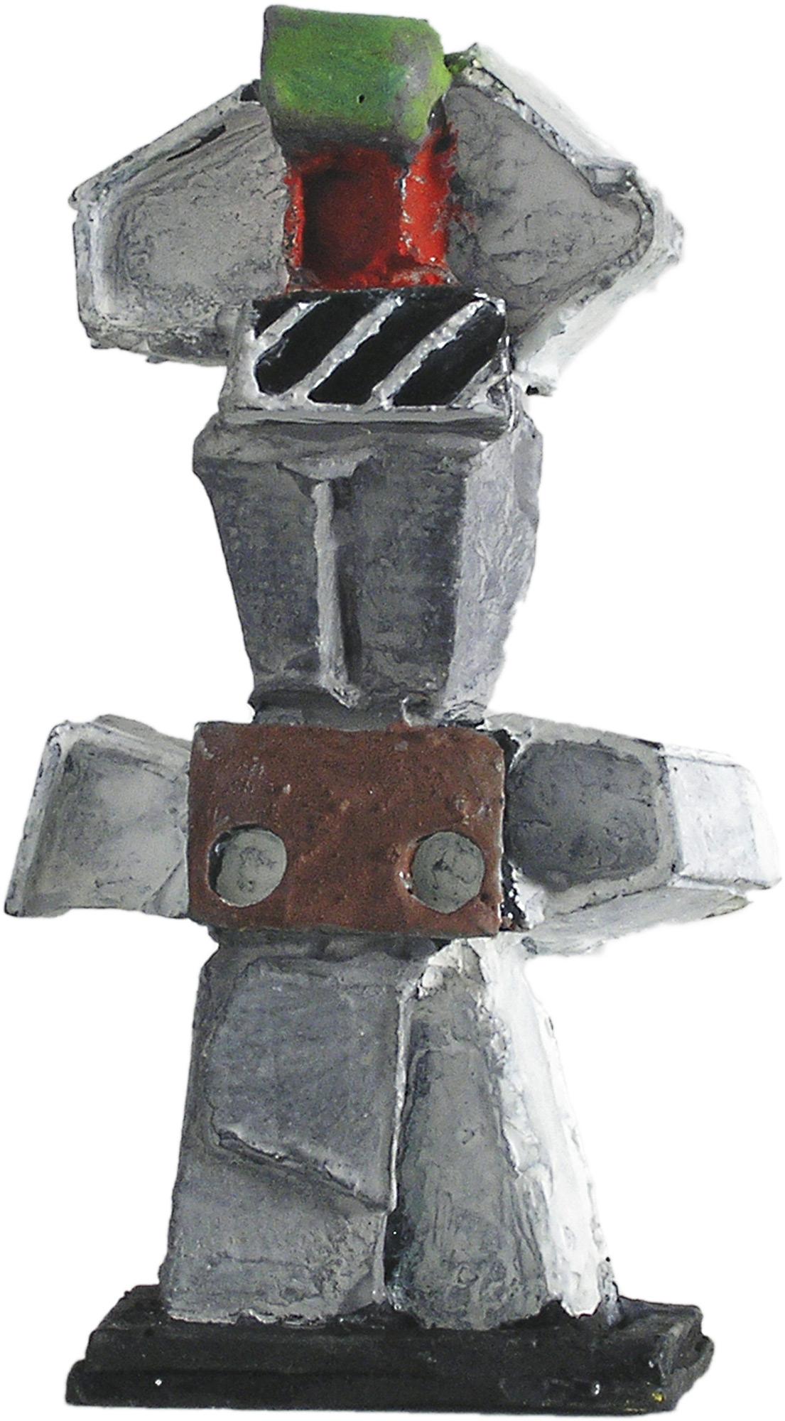 """Skulptur """"Figur 4"""" (2019), Bronze"""