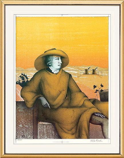 "Bild ""Goethe in der Campagna"" (1994)"