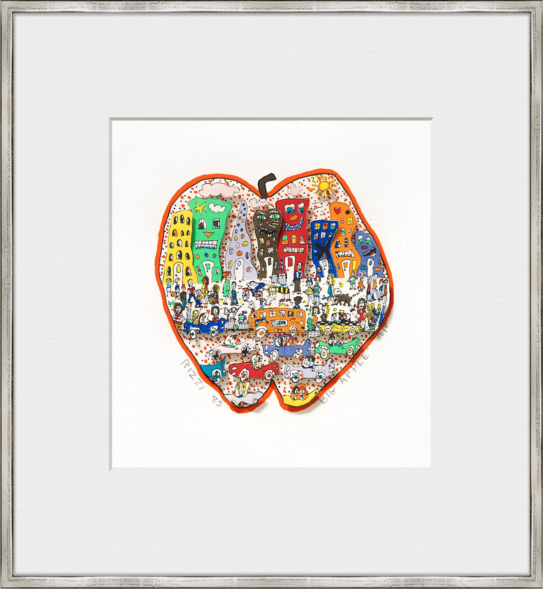 "Bild ""Big Apple"" (1985)"