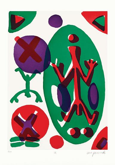 """Bild """"Ich"""" (1989)"""