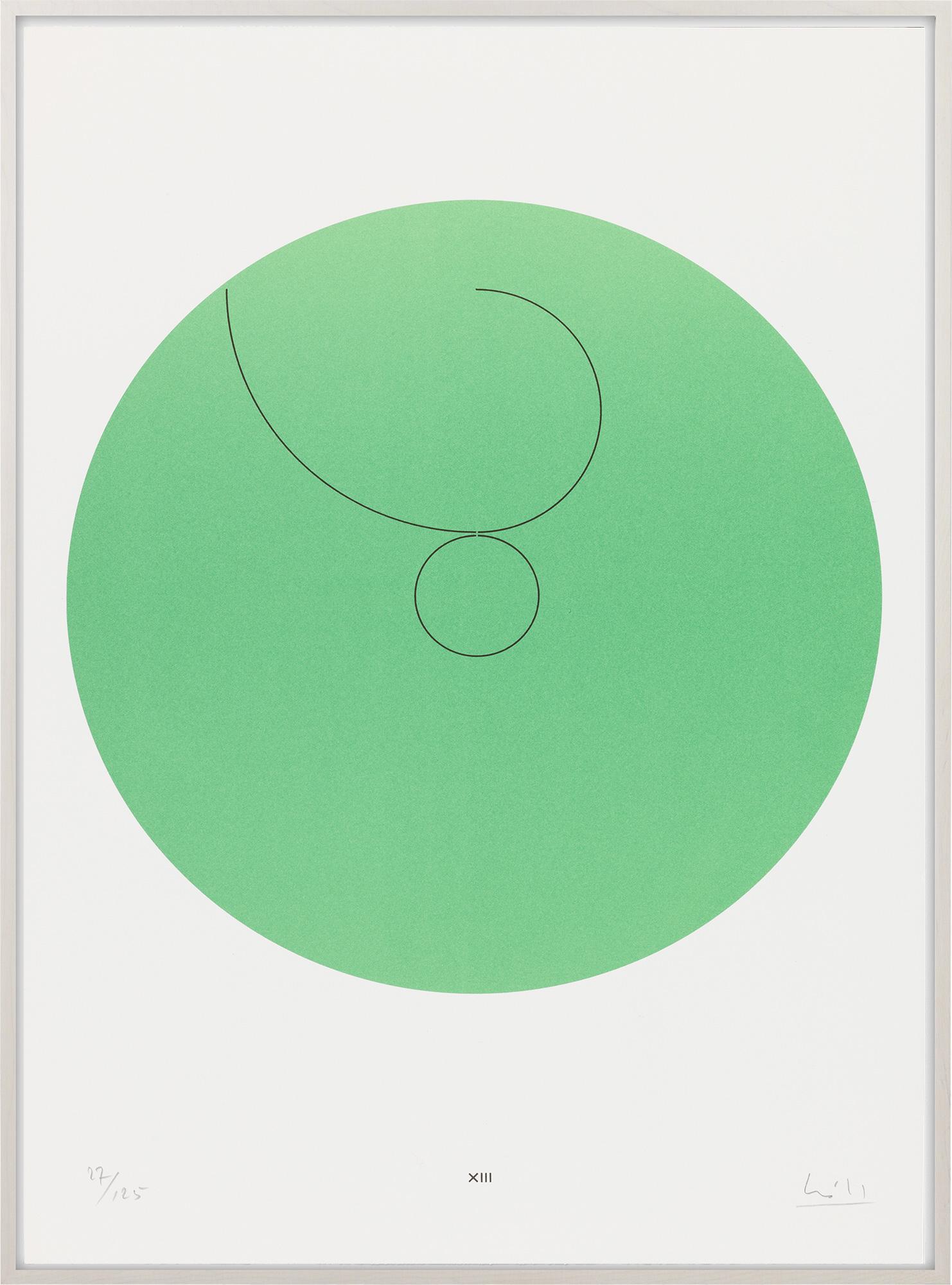 "Bild ""Constellations XIII"" (1974)"