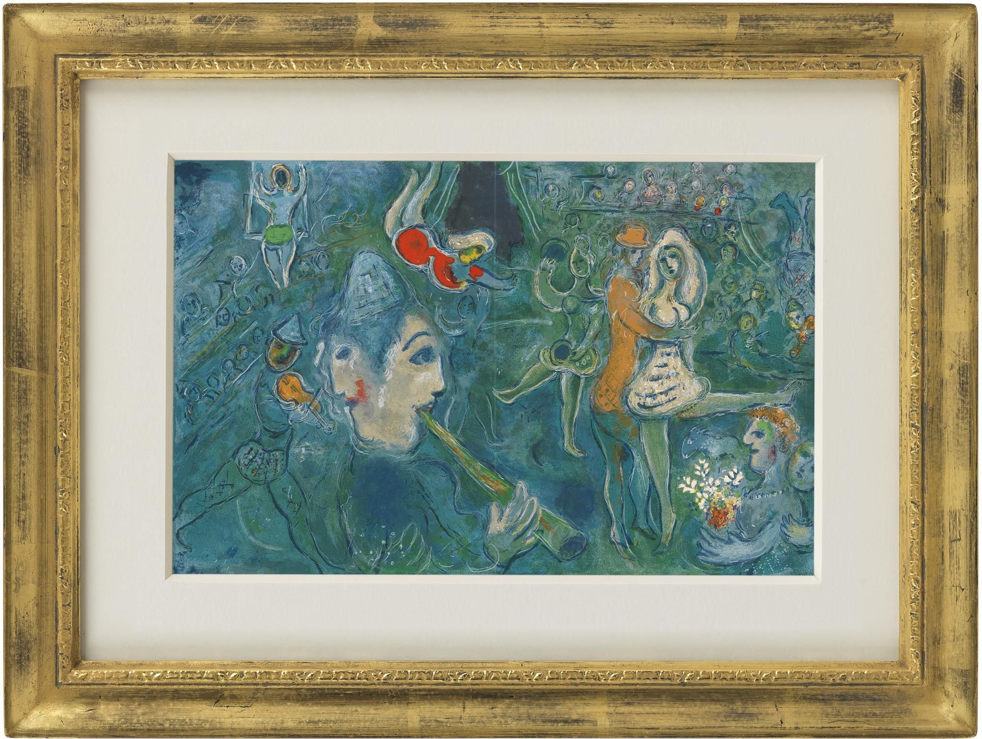 """Bild """"Le Cirque (Le grand défilé)"""" (1967)"""