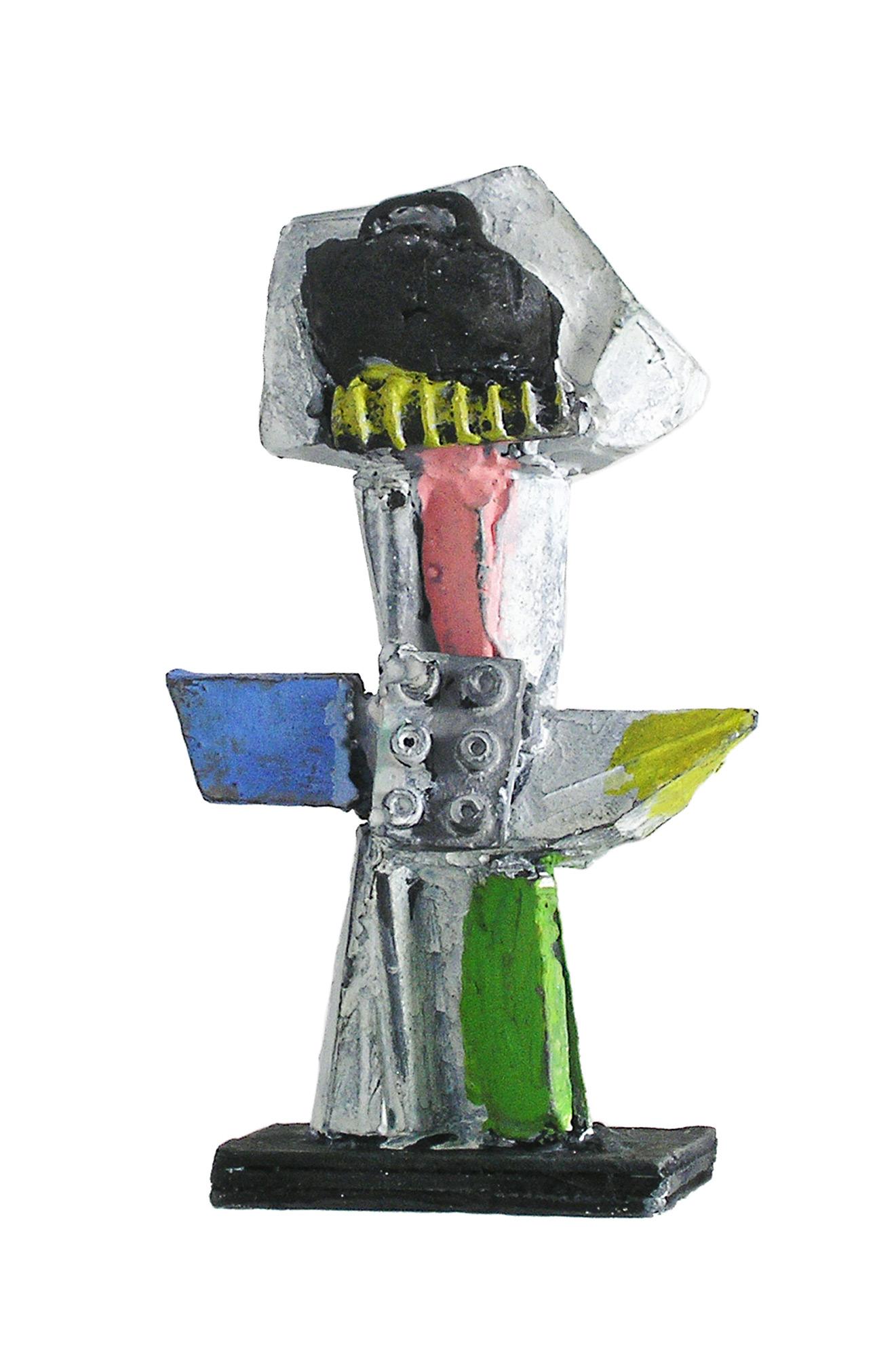 """Skulptur """"Figur 3"""" (2019), Bronze"""