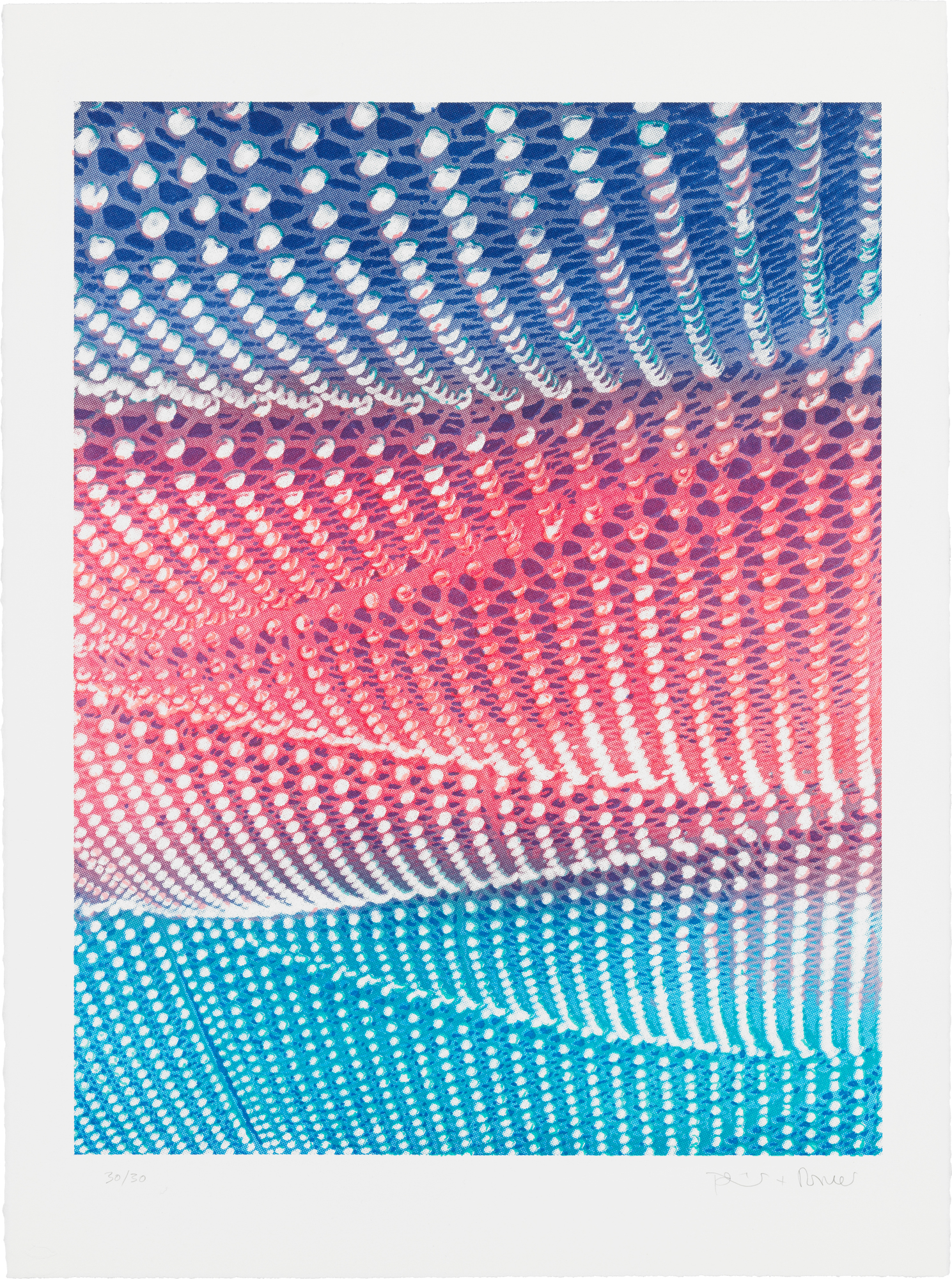"Bild ""Electric Light"" (2018) (Unikat)"