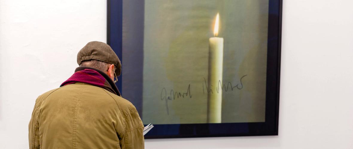 Erst die Kunst, dann die Rendite – In Kunst investieren