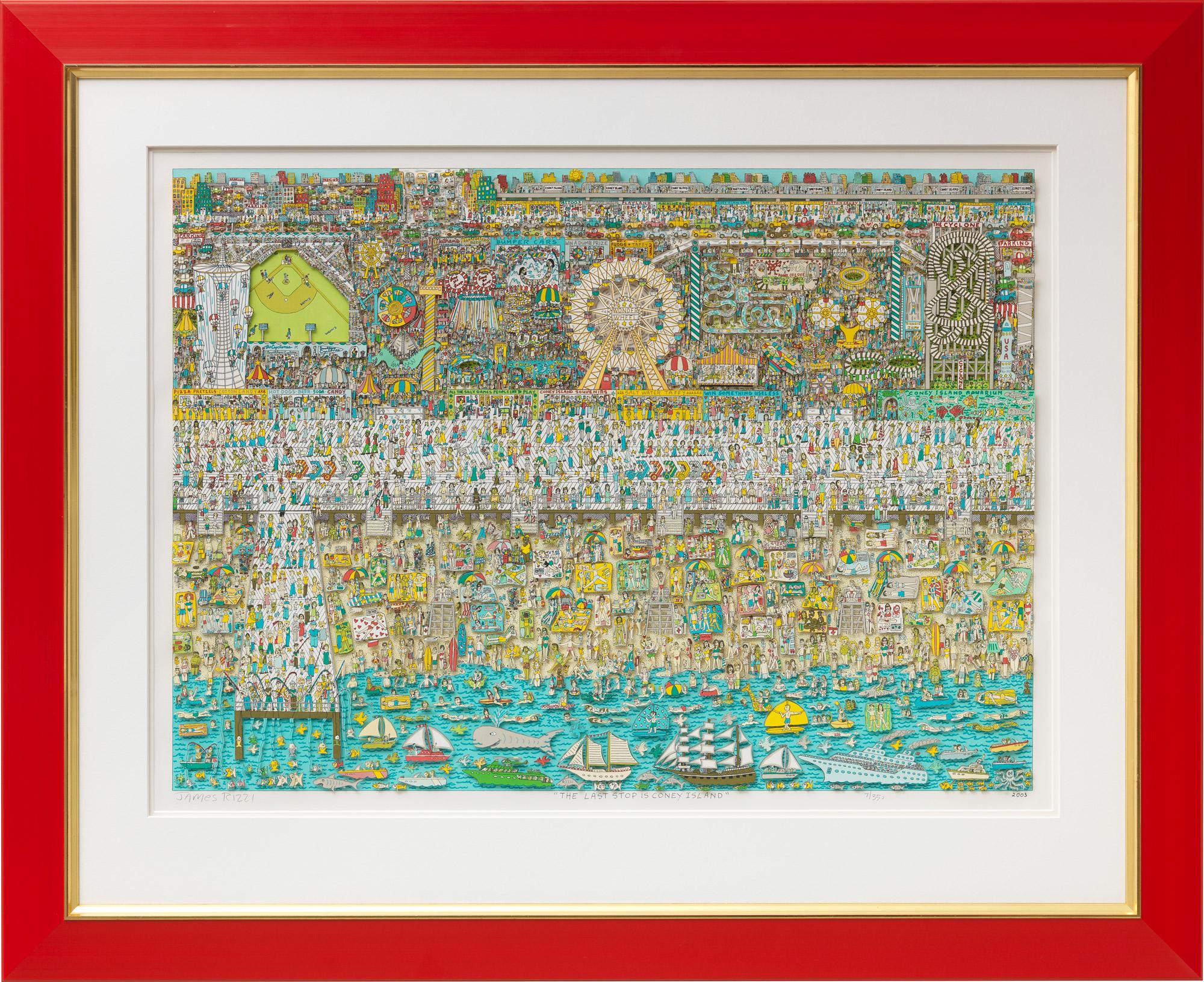 "Bild ""The Last Stop is Coney Island"" (2003)"