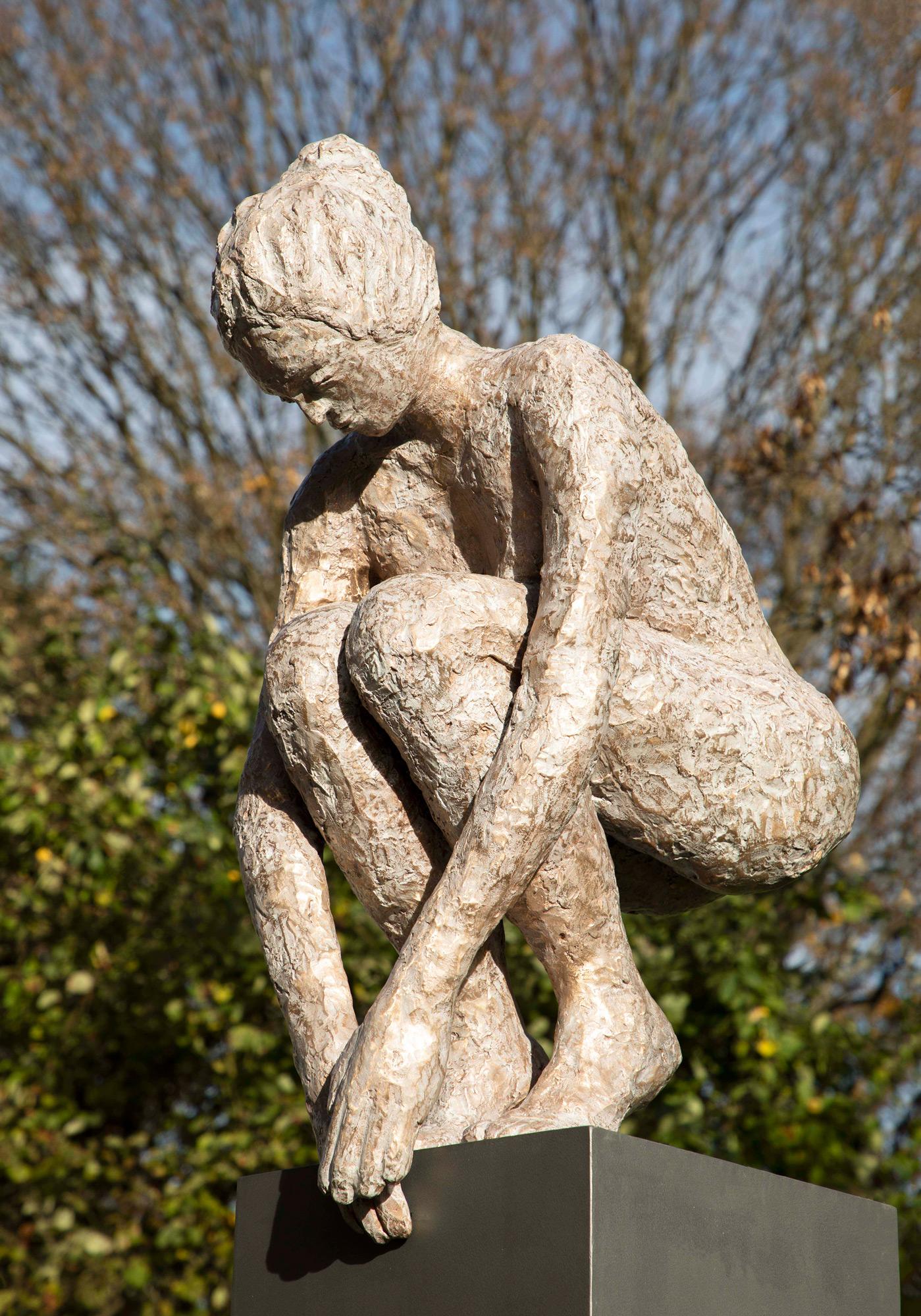 "Skulptur ""Springerin II"" (2018)"