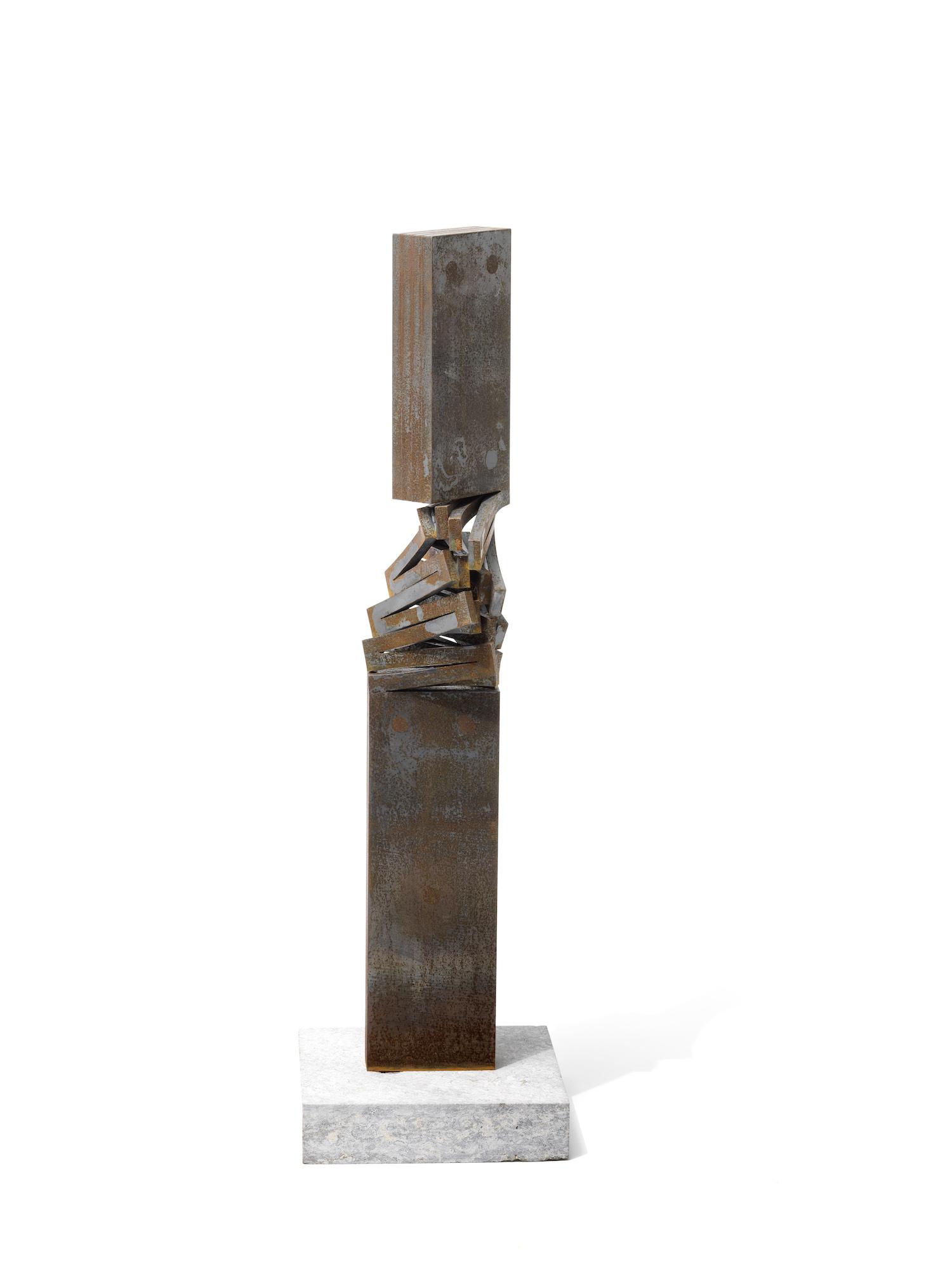 "Skulptur ""Drehung VII"" (2019)"