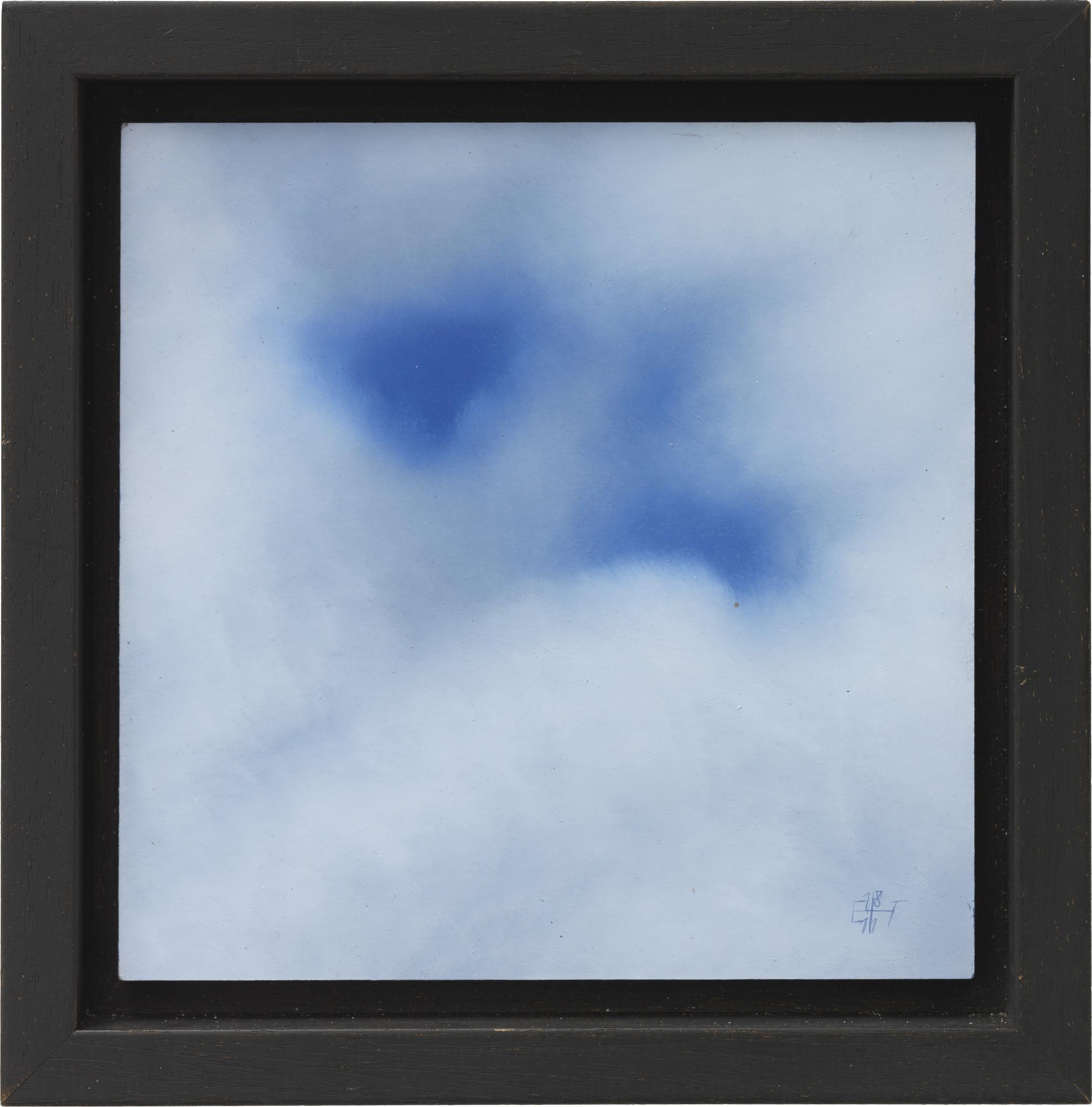 """Bild """"Himmel vom 1.8.2011, 15:37"""" (2011) (Unikat)"""