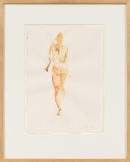 "Bild ""Untitled"" (1993) (Unikat)"
