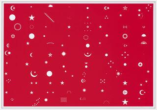 """Bild """"Flag of Stars (Sonne, Mond, Sterne)"""" (2016)"""