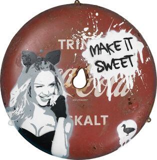 "Bild ""Make it sweet"" (2018) (Unikat)"