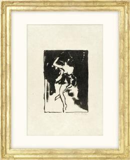 "Bild ""Tänzerin (klein)"" (1911)"