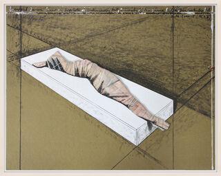 """Bild """"Wrapped Woman"""" (1996)"""