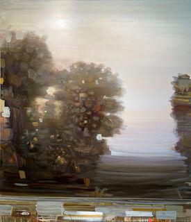 "Bild ""großer Baum II"" (2019) (Unikat)"