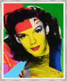 "Bild ""Judy Garland"" (2008) (Unikat)"