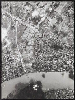 """Bild """"Bridge 14 FEB 45 (II)"""" (2000)"""
