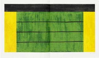 """Bild """"Erker Suite 2000, Blatt 9"""" (2000)"""