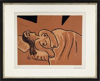 """Bild """"Dormeuse"""" (1962)"""