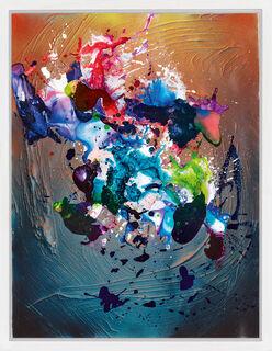 """Bild """"Farbmeer I"""" (2021) (Unikat)"""