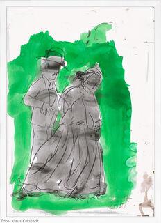 """Bild """"Zum Tanze..."""" (2010) (Unikat)"""