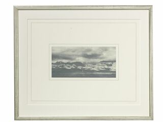 "Bild ""Kanarische Landschaften II-f"" (1971)"