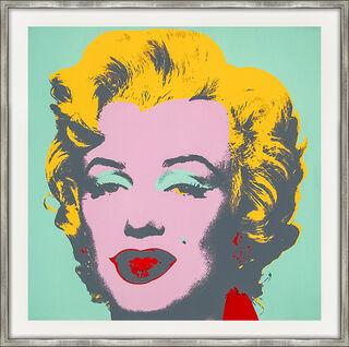 "Bild ""Marilyn Monroe F.S. II 23"" (1967)"
