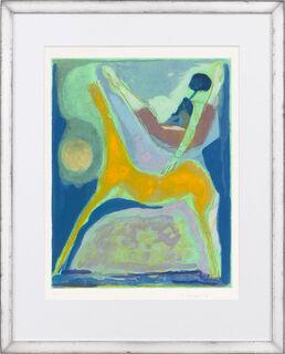 """Bild """"Marino from Shakespeare II, Tafel VII"""" (1978)"""