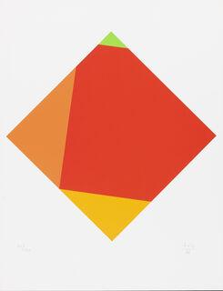 "Bild ""Transkoloration III"" (1986)"