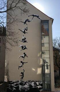 """Bild """"Big Jump"""" (2019), Exklusiv-Edition für ARTES"""