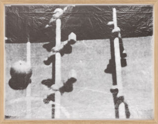 "Bild ""Fernsehbild (Kicker I) grau"" (1971)"