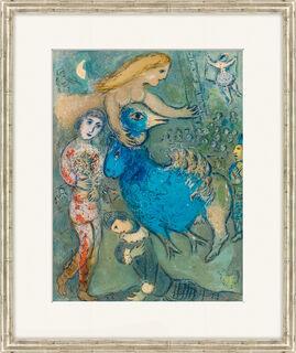 """Bild """"Le Cirque - Frontispice"""" (1965)"""