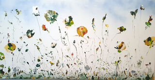 "Bild ""Hommage à Ravel"" (2019) (Unikat)"