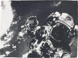 """Bild """"Astronaut"""" (2019), Exklusiv-Edition für ARTES"""