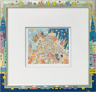"Bild ""Summer in the City"" (1995/1996) (Unikat)"