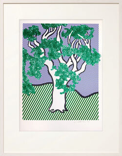 "Bild ""Rain Forest"" - aus dem Portfolio ""Columbus: In Search of a New Tomorrow"" (1992)"