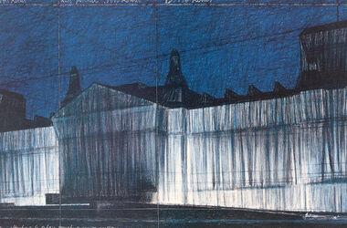 Die Reichstagsverhüllung von Christo und Jeanne Claude