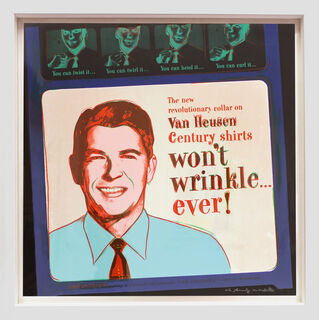 "Bild ""Van Heusen (Ronald Reagan)"" (1985)"