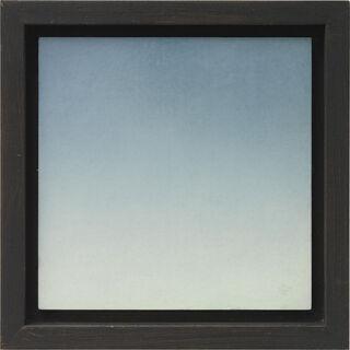 """Bild """"Himmel vom 23.03.12, 19:28"""" (2012) (Unikat)"""