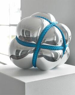 "Skulptur ""Bondage Alu"" (2015), Exklusiv-Edition für ARTES"