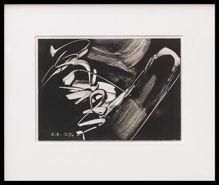 "Bild ""Tolpo IV"" (1996) (Unikat)"