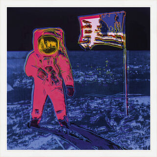 "Bild ""Moonwalk 405 (Pink)"" (1987)"