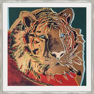 """Bild """"Siberian Tiger F.S. II.297"""" (1983)"""